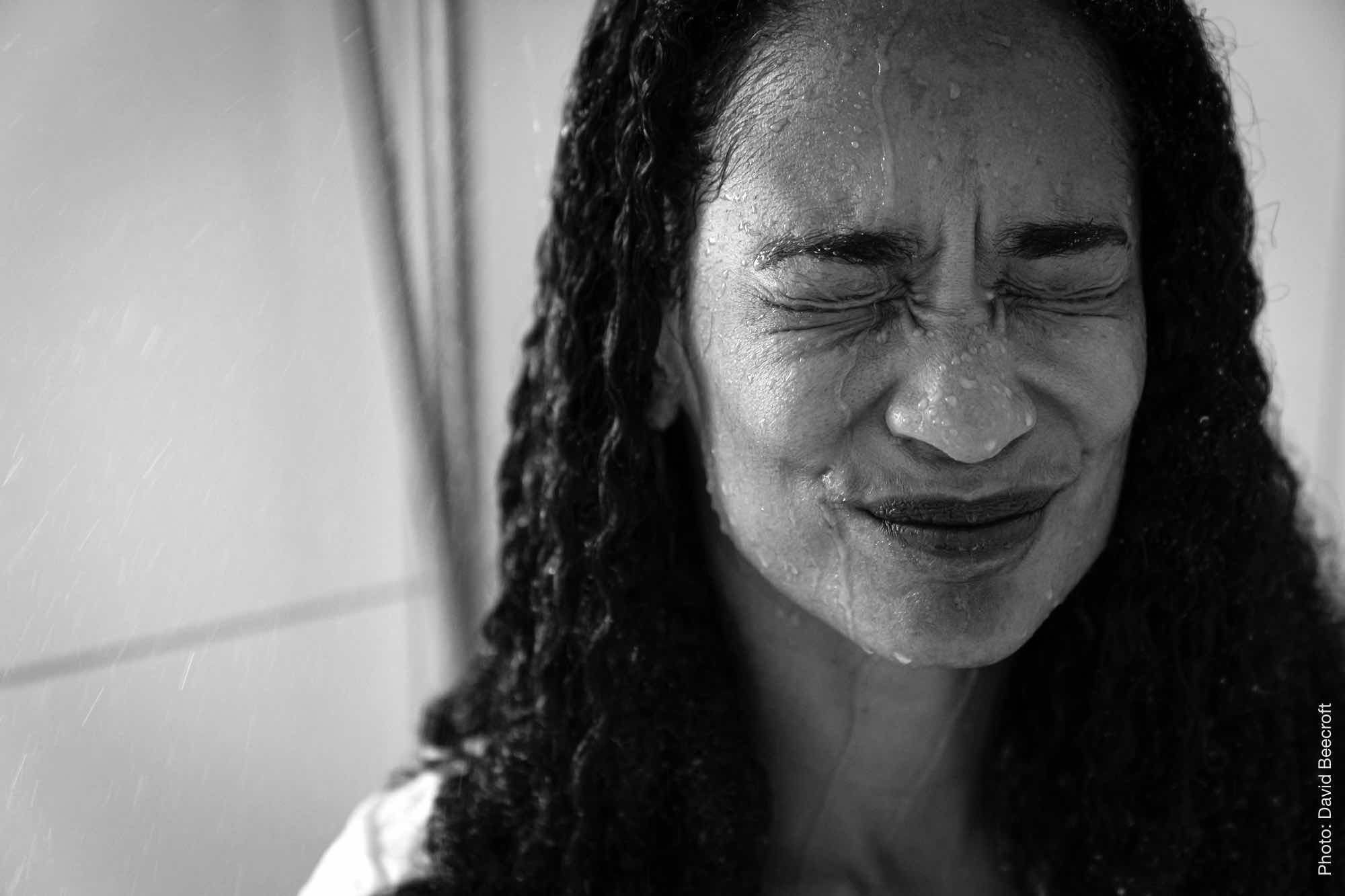 Judith Sanchez Ruiz at Wet Series. Photos by David Beecroft