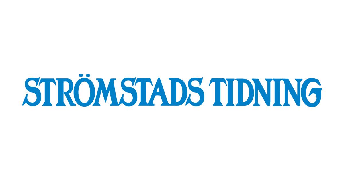 Stromstads tidning logo
